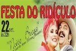 Folder do Evento: FESTA DO RIDÍCULO