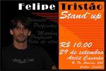Folder do Evento: Felipe Tristão