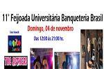 Folder do Evento: 11° Feijoada Universitária