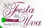 Folder do Evento: 30ª Festa da Uva Jundiaí