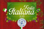 Folder do Evento: Festa Italiana 2013