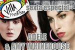 Folder do Evento: Adele & Amy Whinehouse