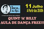 Folder do Evento: Quint ´A` Billy Aula De Dança free!!!