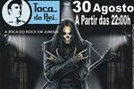 Folder do Evento: Banda Rádio Rock