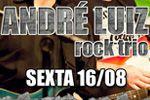 Folder do Evento: André Luiz Rock Trio