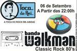 Folder do Evento: Banda Wlkman