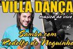 Folder do Evento: Villa Dança - música ao vivo