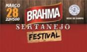 Folder do Evento: Sertanejo Festival