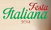 Folder do Evento: Festa Italiana 2014