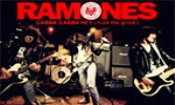 Folder do Evento: RAMONES COVER E BANDA MAVERICK
