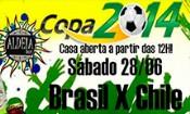 Folder do Evento: Aldeia Copa 2014
