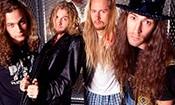 Folder do Evento: Alice in Chains Brasil
