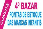 Folder do Evento: 4° Bazar