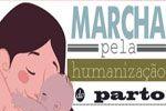 Folder do Evento: Marcha pela Humanização do Parto