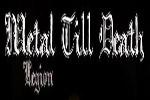 Folder do Evento: METAL TILL DEATH LEGION