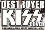 Folder do Evento: Destroyer Kiss Cover no Rancho
