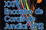Folder do Evento: XXIV Encontro de Corais de Jundiaí 2012