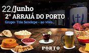 Folder do Evento: 2° Arraiá Do Porto Beer Garden