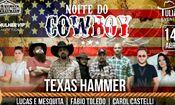 Folder do Evento: NOITE DO COWBOY | RANCHO