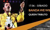 Folder do Evento: Banda We Will Rock You - Queen Tributo