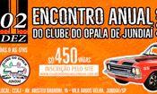 Folder do Evento: Encontro Anual do Clube do Opala