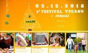 Folder do Evento: 3º Festival Vegano De Jundiaí