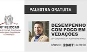 Folder do Evento: 16ª Feiccad | Palestra Gratuita
