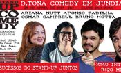 Folder do Evento: D.Tona Comedy em Jundiaí