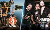 Folder do Evento: Banda NDK e Banda Arena Rock no Yellow