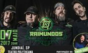 Folder do Evento: Lançamento Acústico Raimundos em Jundiaí