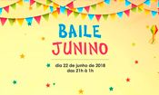 Folder do Evento: Baile Junino