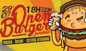 1º OPEN Burger Jundiaí