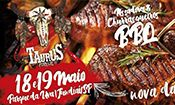 Folder do Evento: Festival de Churrasqueiros e Assadores