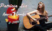 Patrícia Lia no Villa Pizza Bar
