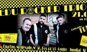 Folder do Evento: Edu Rocker Trio no Maxi Mix Armazém