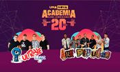 Folder do Evento: 20 anos da Academia do Clube Jundiaiense