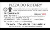 Folder do Evento: Pizza do Rotary