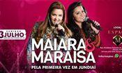 Folder do Evento: Maiara & Maraisa Pela 1ª Vez em Jundiaí