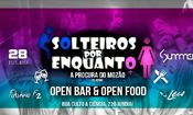 Folder do Evento: Solteiros Por Enquanto || Open Bar