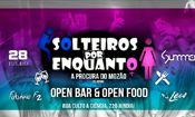 Solteiros Por Enquanto || Open Bar