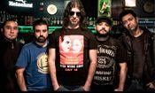 Folder do Evento: Banda Hard 4 Love no Café Racer Rock Bar