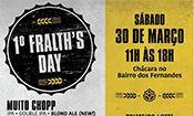 Folder do Evento: 1° Fralth's Day