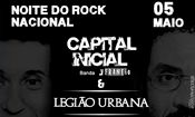 Folder do Evento: Legião Urbana & Capital Inicial Covers