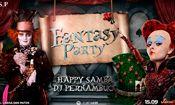 Folder do Evento: Fantasy Party - Festa a Fantasia