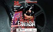 Folder do Evento: Festa a fantasia beneficente - Cinema
