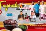 Folder do Evento: Feijoada do Uirapuru Com Fundo De Quinta