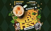 Folder do Evento: Festa do Chope Oktoberfest