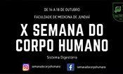 Folder do Evento: X Semana do Corpo Humano