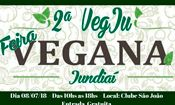 Folder do Evento: 2º Festival Vegano De Jundiaí