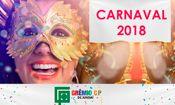 Folder do Evento: Festa da Apoteose - Carnaval 2018